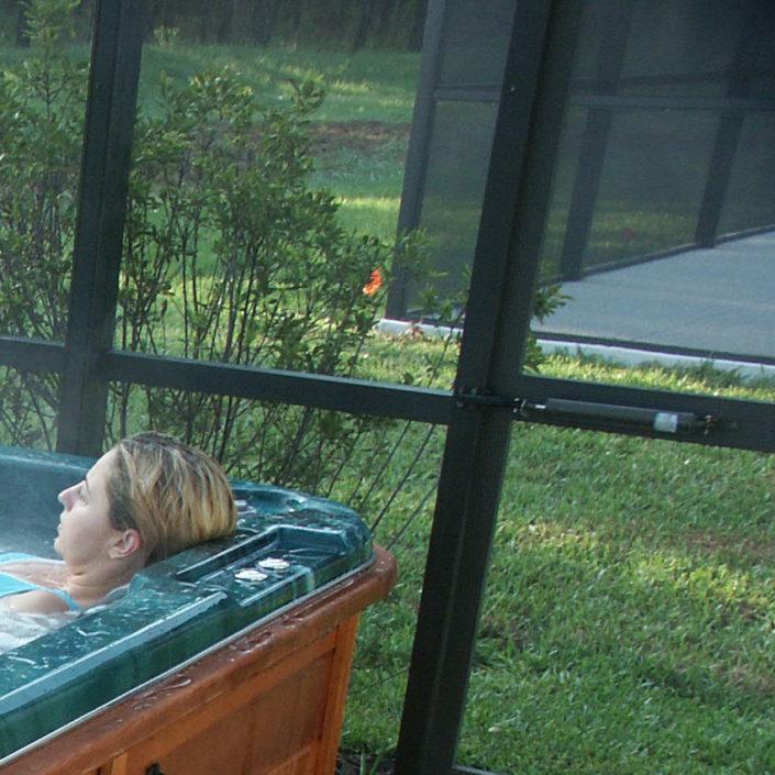 Boca Raton Pool Enclosure Rescreening And Repair 561 674 2350